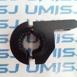 Bracket/Braket lampu tembak Jepit distang dan turbular