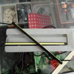 lampu led drl plasma 17cm