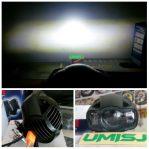 Lampu Tembak/Sorot Cree + USB Charger