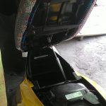 Hidrolik Buka Otomatis Jok Motor