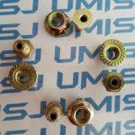 Baut anti jebol Yamaha Nmax / Wallnut baut winshield Nmax