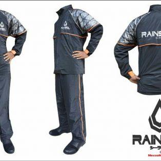 Rainsol Jas Hujan (Jaket-Celana) Motif Batik