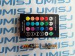 Lampu T10 RGB (Ganti Warna) Remot