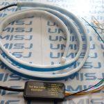 Lampu LED DRL Flexible Bagasi Multi Fungsi Berbagai Warna Tampilan Beda