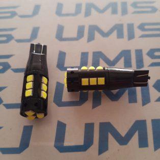 lampu led T10 premium nyala terang 4mata dan 15mata
