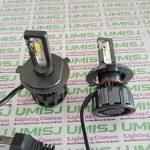 Led H4 3 Warna Untuk Lampu Utama Mobil