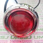 Lampu Led Sorot Tembak L7 Atau MT 24 Nyala Putih Cut Off