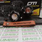 Lampu Tembak Atau Lampu Foglamp Original Dari Duromoto Seri M3
